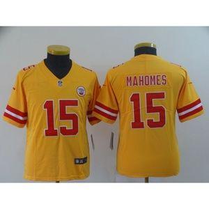Youth Kansas City Chiefs Patrick Mahomes Jersey
